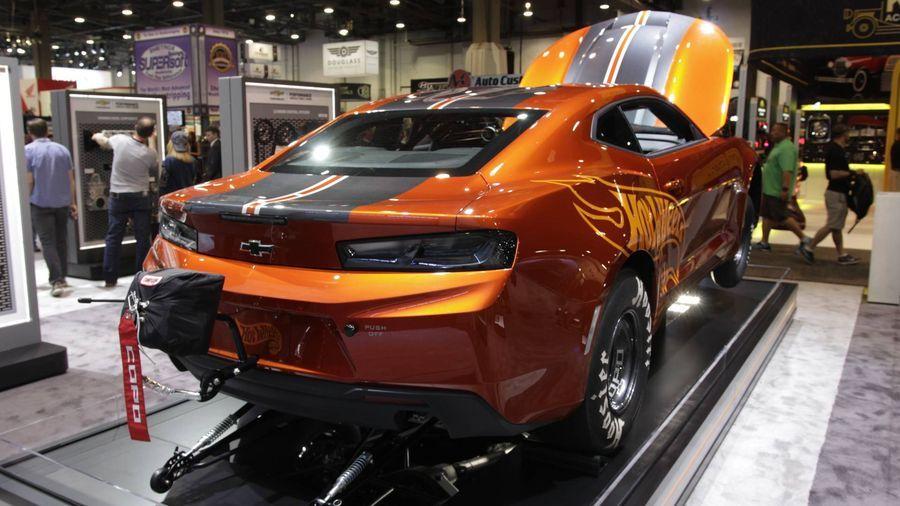 Chevrolet trở lại tuổi thời với Camaro phiên bản điều ...
