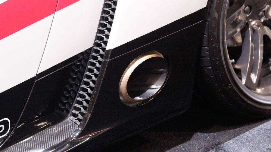 Audi TT Clubsport Turbo Concept 600 mã lực khoe dáng tại tại SEMA 2017