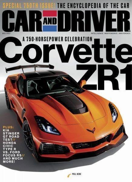 Khám phá Chevrolet Corvette ZR1 2019 sắp ra mắt