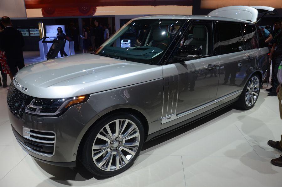 Range Rover 2018 Sẽ L 224 Chiếc Suv Sang Trọng Nhất Với Overfinch