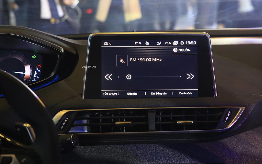 Cận cảnh chi tiết Peugeot 3008 và Peugeot 5008 2018 Ra mắt chốt giá bán tại VN