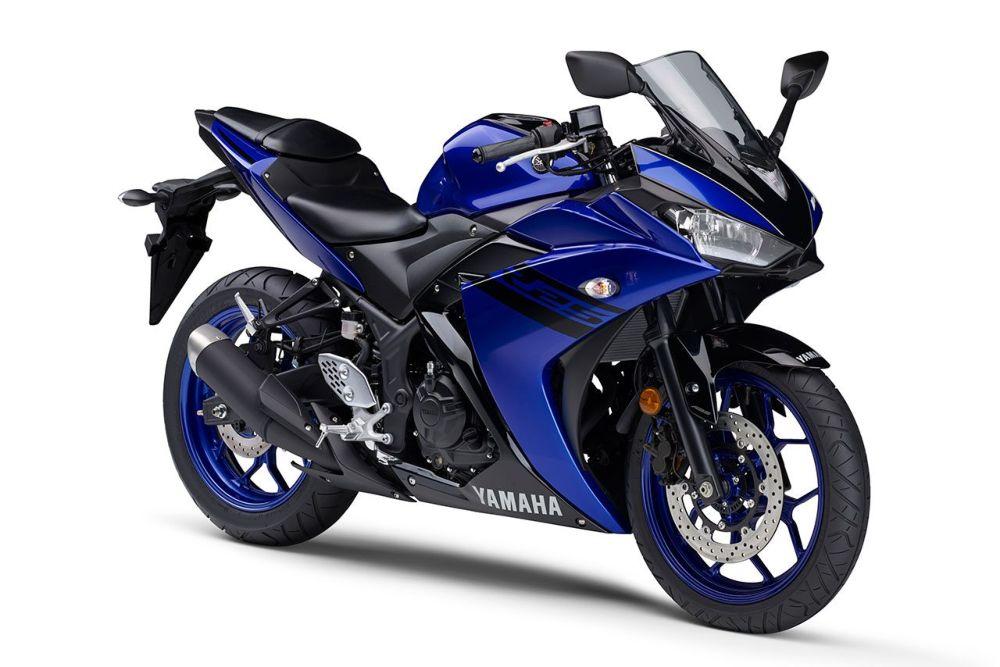 Yamaha YZF-R25 2018 bổ sung màu sắc mới, giá từ 94 triệu VNĐ - Hình 2