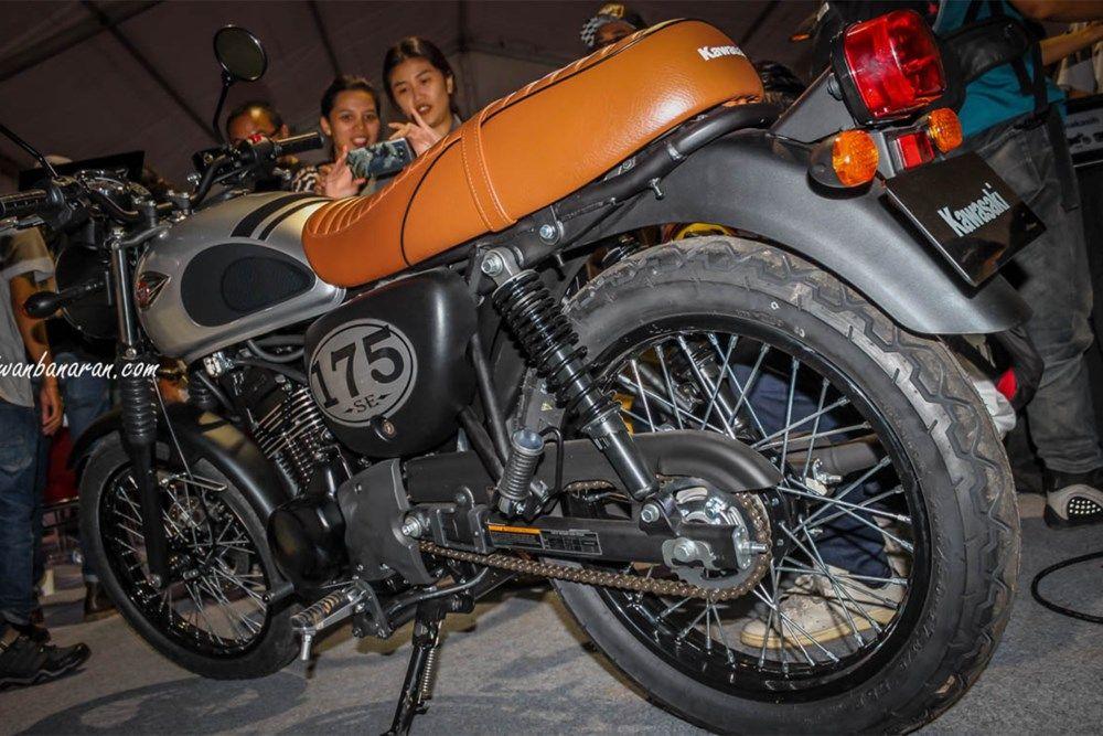 Kawasaki W175 2018, MUA BÁN XE Kawasaki W175 2018, MOTO Kawasaki W175 2018, GIÁ XE Kawasaki W175 2018, Kawasaki W175 2018 GIÁ BAO NHIÊU, CHI TIẾT Kawasaki W175 2018, Kawasaki W175 2018 VỀ VIỆT NAM