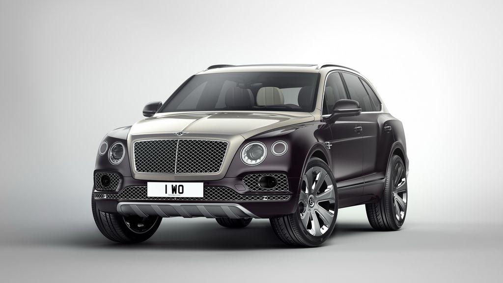 Kết quả hình ảnh cho Bentley Bentayga Mulliner 2019