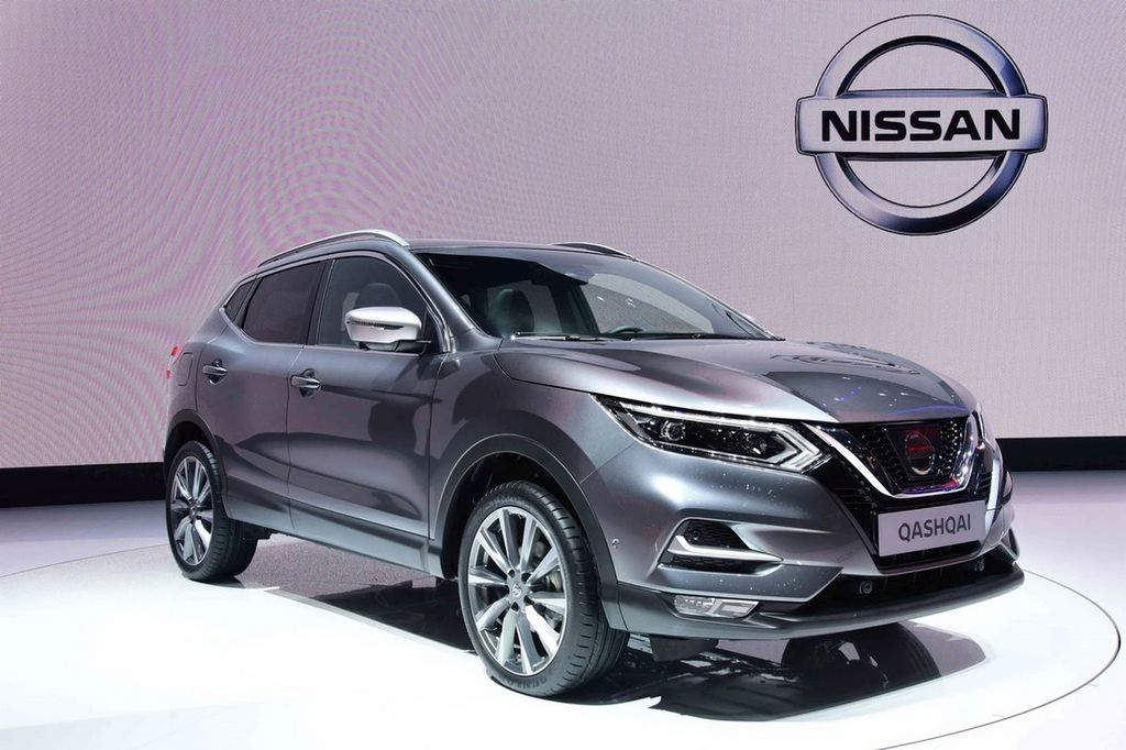 nissan qashqai 2018 ra m t th gi i v i c ng ngh l i b n t ng propilot. Black Bedroom Furniture Sets. Home Design Ideas