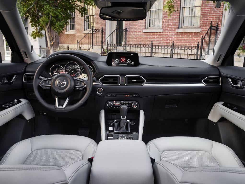 Mazda sắp ra mắt Apple CarPlay và Android Auto trên toàn bộ