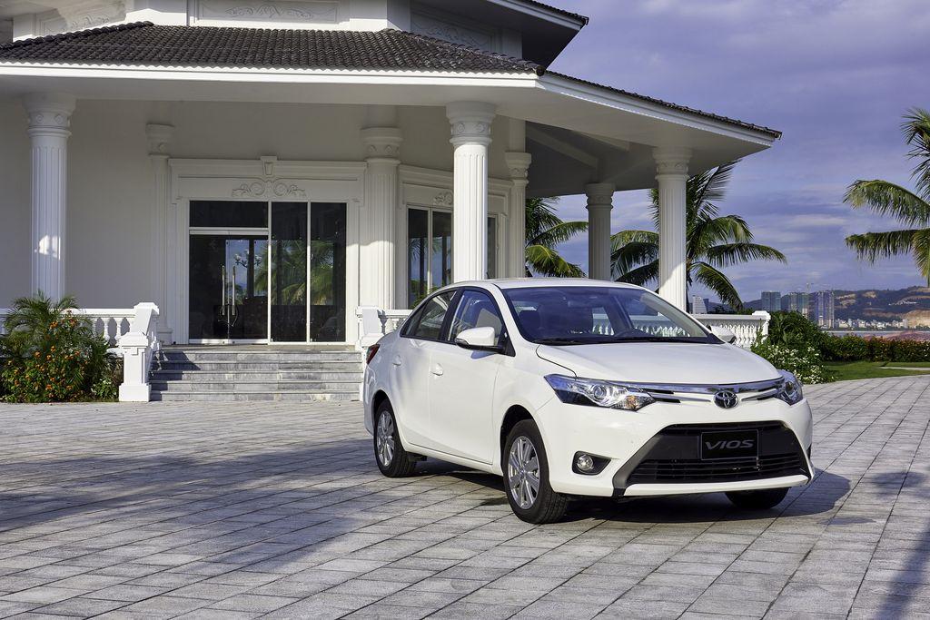 Toyota Khuyến mãi khủng cơ hội trúng Toyota Camry