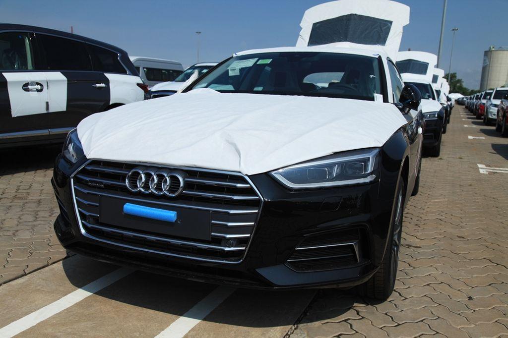 Audi A5 Sportback hoàn toàn mới vừa về Việt Nam có gì