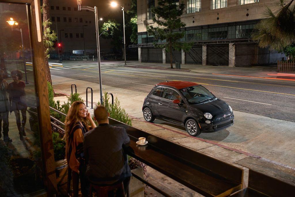 Fiat 500 2017 được bổ sung nhiều gói nâng cấp để chinh phục khách hàng - ảnh 3