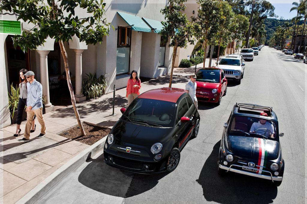 Fiat 500 2017 được bổ sung nhiều gói nâng cấp để chinh phục khách hàng - ảnh 1