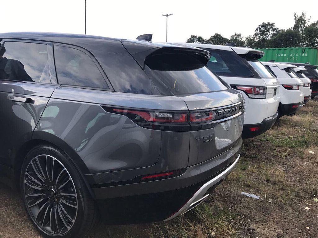 Hàng hót Range Rover Velar First Edition đầu tiên cập bến Việt Nam - ảnh 9