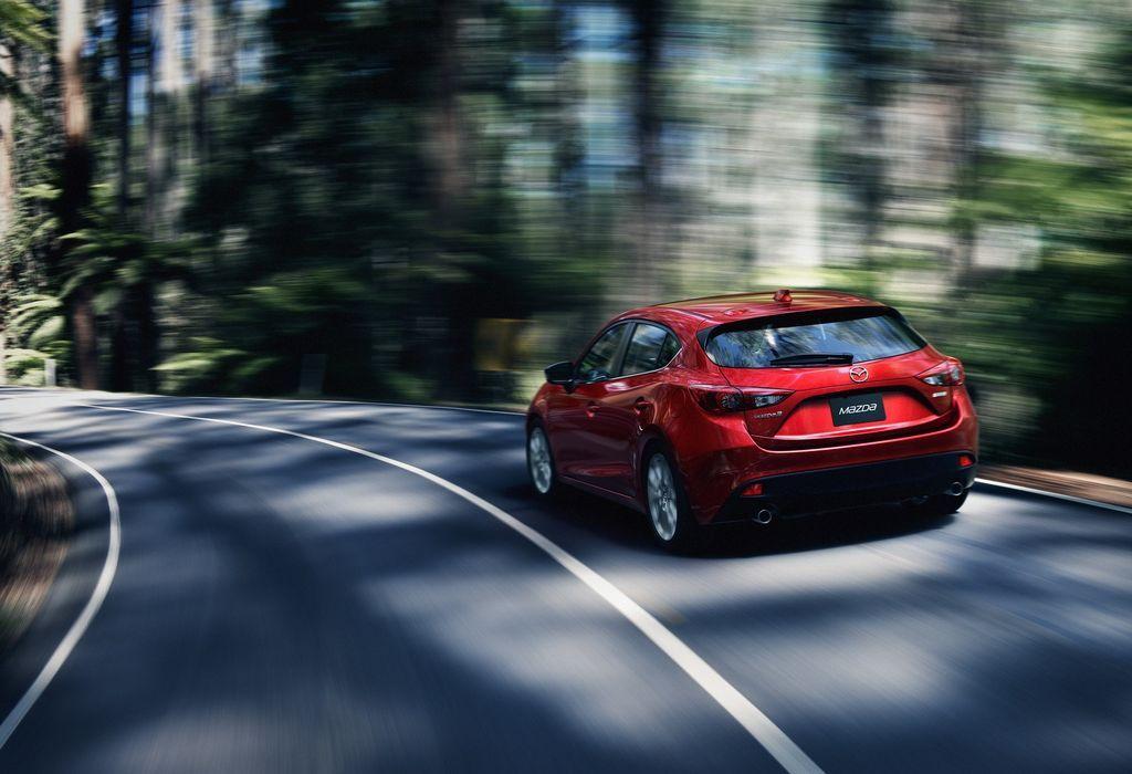Mazda3 2018 sẽ đến Mỹ vào cuối năm nay với một số thay đổi, giá chỉ 431 triệu VNĐ - ảnh 3