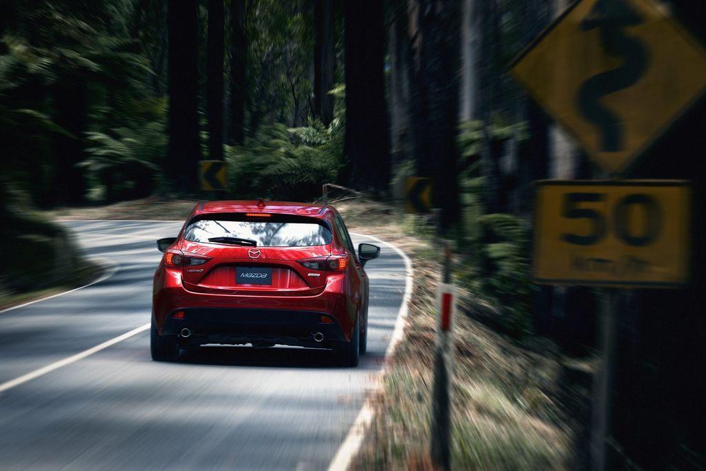 Mazda3 2018 sẽ đến Mỹ vào cuối năm nay với một số thay đổi, giá chỉ 431 triệu VNĐ - ảnh 5