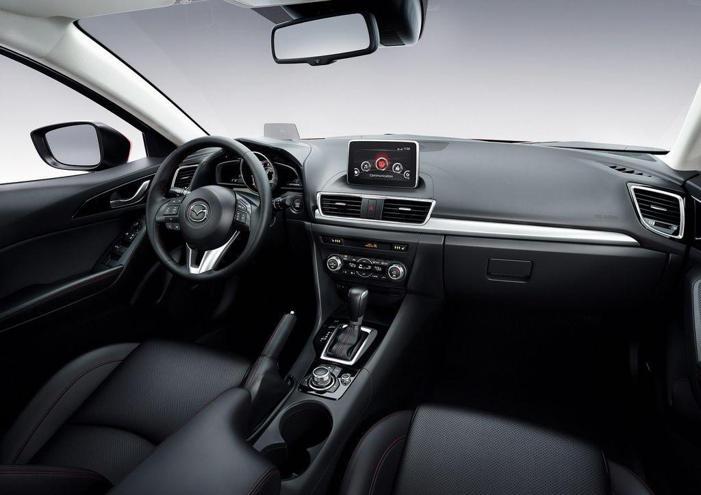 Mazda3 2018 sẽ đến Mỹ vào cuối năm nay với một số thay đổi, giá chỉ 431 triệu VNĐ - ảnh 4