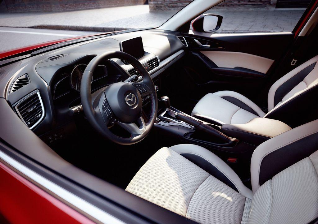 Mazda3 2018 ra mắt tại Mỹ cuối năm 2017 với giá siêu rẻ