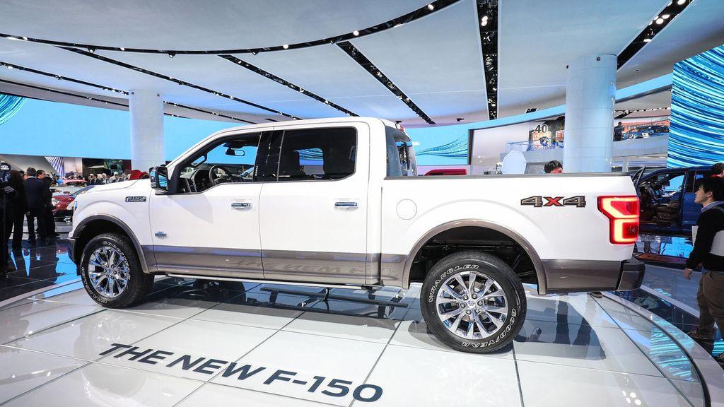 Chiếc Ford F-150 2018 đắt nhất gây ngạc nhiên khi có giá lên tới 1,6 tỷ VNĐ