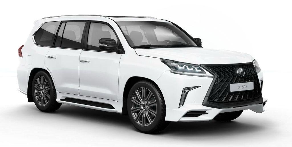 Lexus ra mắt phiên bản LX 570 Superior, giá từ 2,61 tỷ VNĐ