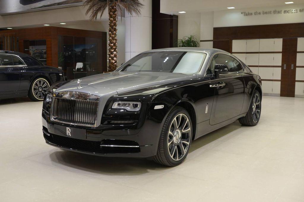 Siêu coupe Rolls-Royce Wraith cuốn hút không kém Phantom 2018 - ảnh 3