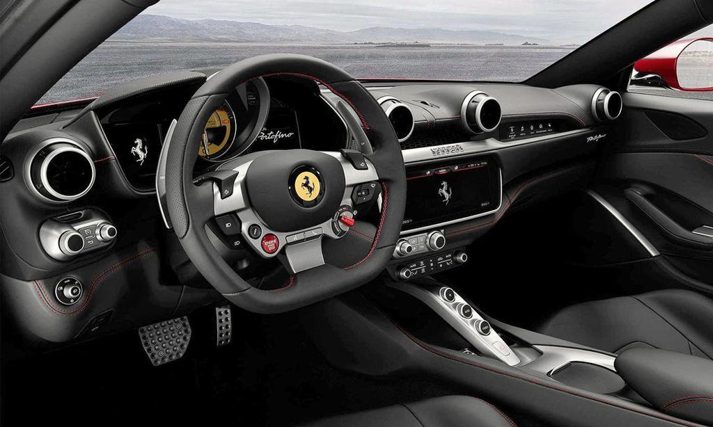 Ferrari Portofino - kẻ thế chân California T bất ngờ xuất đầu lộ diện - ảnh 3