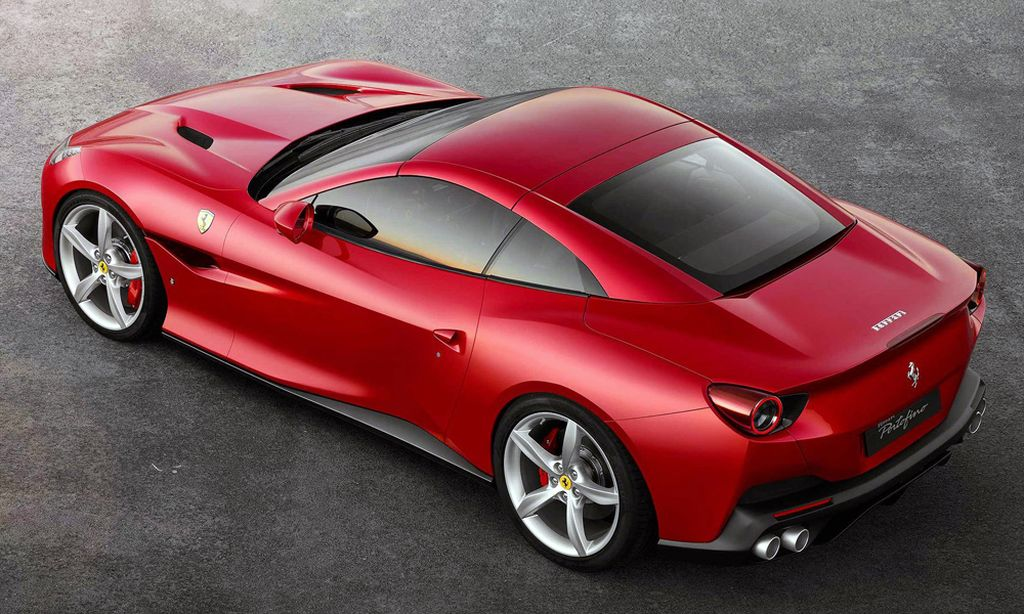 Ferrari Portofino - kẻ thế chân California T bất ngờ xuất đầu lộ diện - ảnh 2