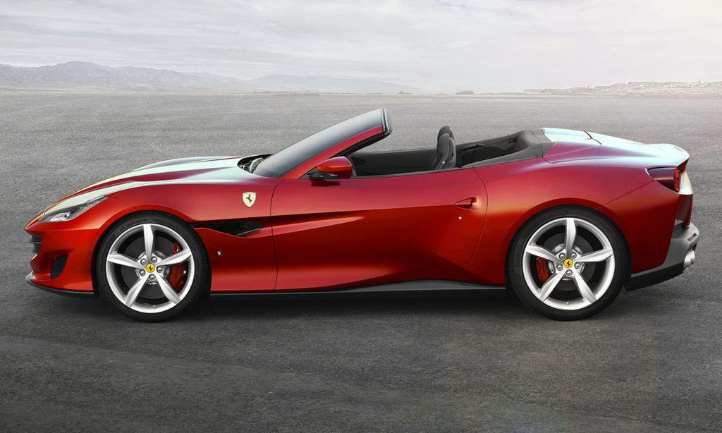 Ferrari Portofino - kẻ thế chân California T bất ngờ xuất đầu lộ diện - ảnh 4