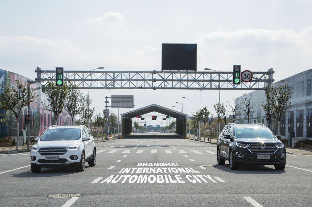 Ford đang thử nghiệm công nghệ mới giúp cải thiện giao thông - ảnh 2