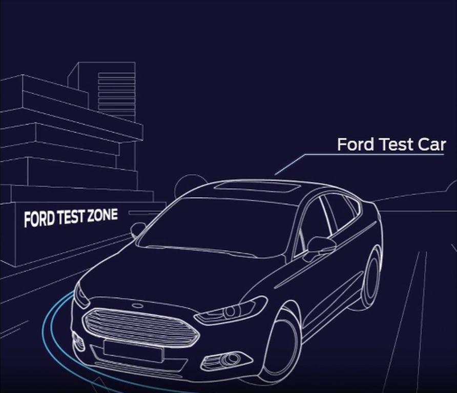 Ford đang thử nghiệm công nghệ mới giúp cải thiện giao thông - ảnh 7