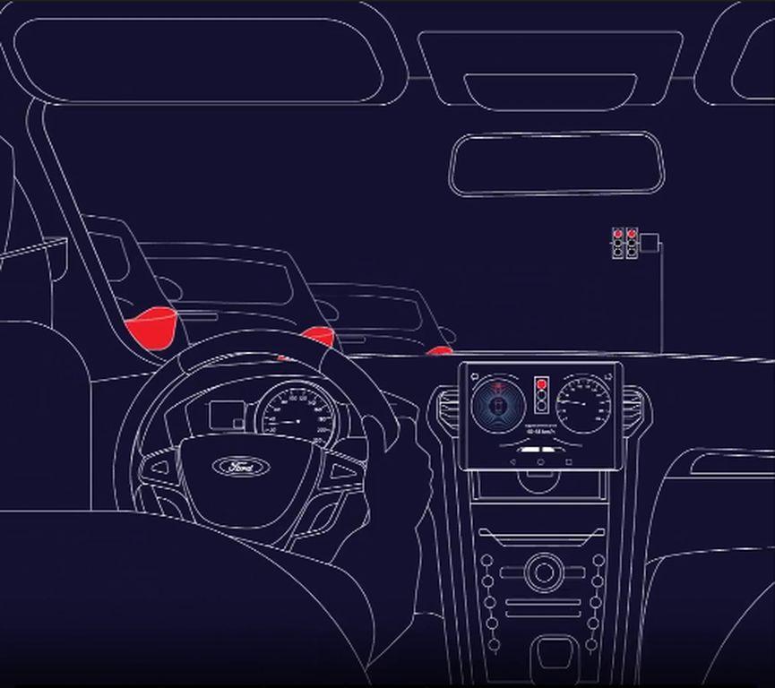 Ford đang thử nghiệm công nghệ mới giúp cải thiện giao thông - ảnh 6