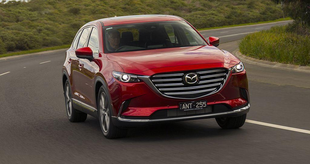 Mazda CX-9 2018 cập nhật thêm nhiều công nghệ tiên tiến, giá chỉ từ 997 triệu VNĐ - ảnh 6