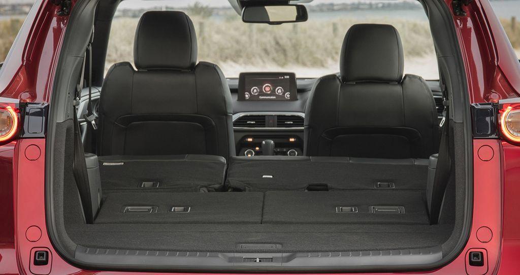 Mazda CX-9 2018 cập nhật thêm nhiều công nghệ tiên tiến, giá chỉ từ 997 triệu VNĐ - ảnh 4