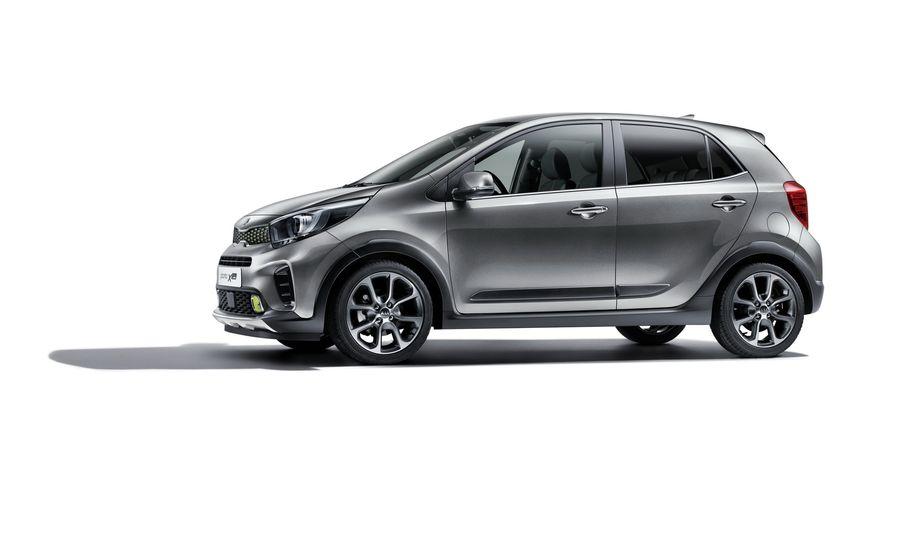 Kia Picanto X-Line mới thu hút hơn với diện mạo và động cơ mới - ảnh 4