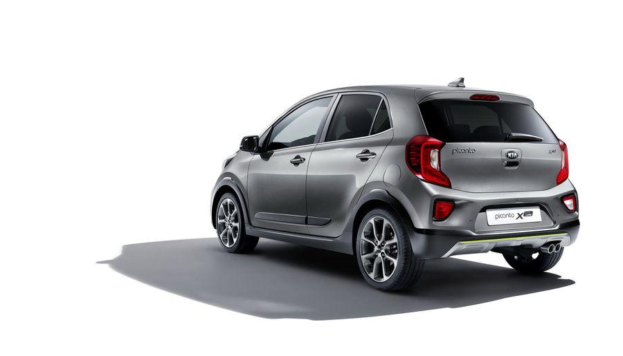 Kia Picanto X-Line mới thu hút hơn với diện mạo và động cơ mới - ảnh 2