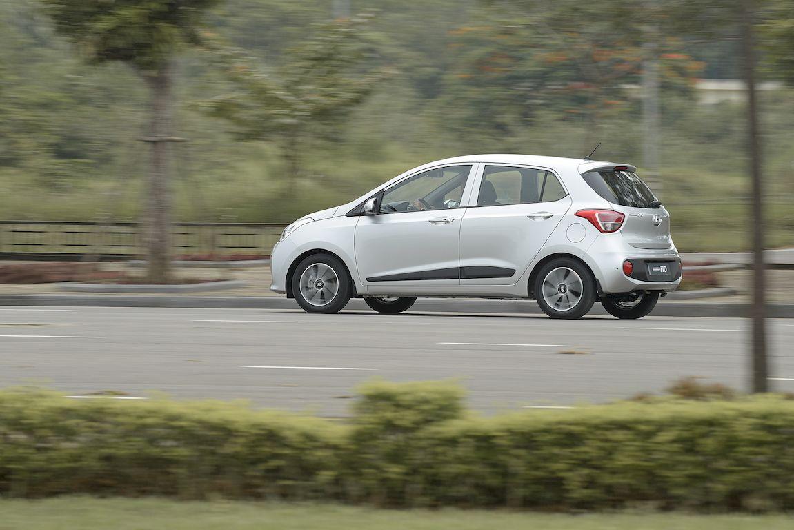 Hyundai Grand i10 2017 chỉ tiêu tốn 3,8 lít nhiên liệu cho 100km đường hỗn hợp - ảnh 17