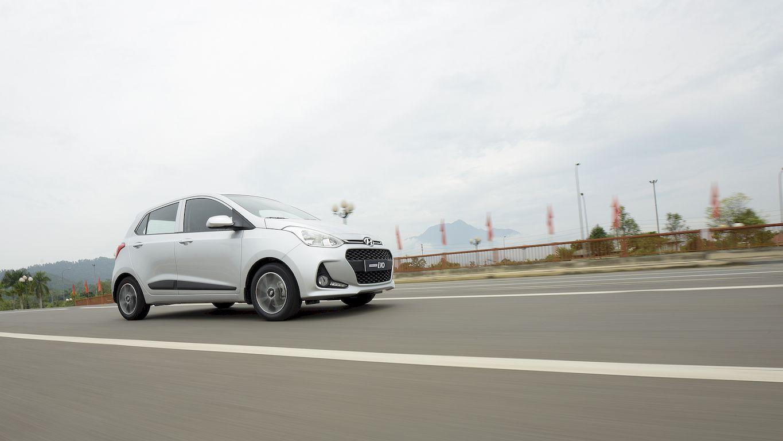 Hyundai Grand i10 2017 chỉ tiêu tốn 3,8 lít nhiên liệu cho 100km đường hỗn hợp - ảnh 16