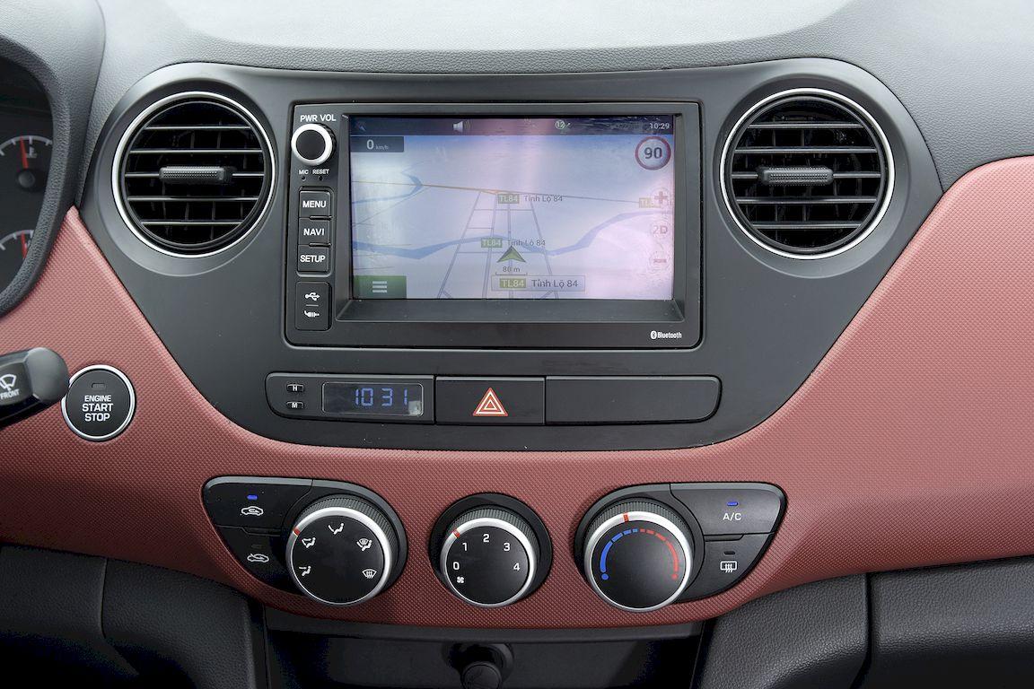 Hyundai Grand i10 2017 chỉ tiêu tốn 3,8 lít nhiên liệu cho 100km đường hỗn hợp - ảnh 14