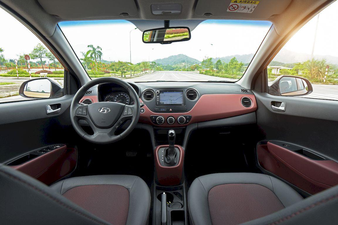 Hyundai Grand i10 2017 chỉ tiêu tốn 3,8 lít nhiên liệu cho 100km đường hỗn hợp - ảnh 12
