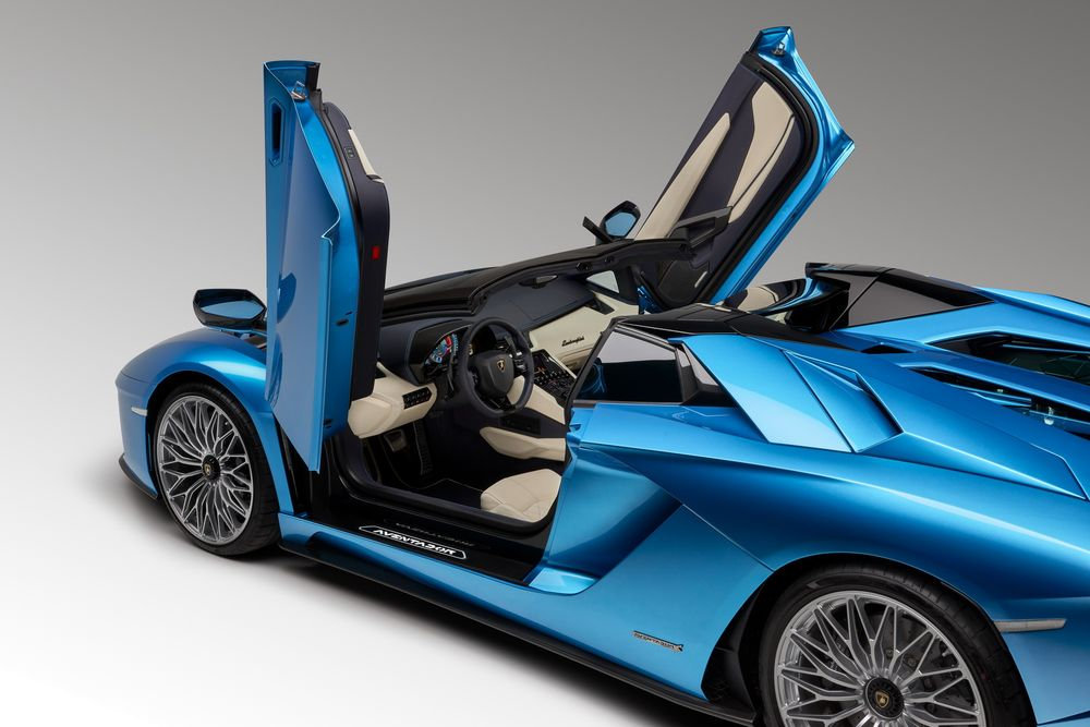 Vén màn Lamborghini Aventador S Roadster, giá khởi điểm 10,4 tỷ VNĐ - ảnh 5