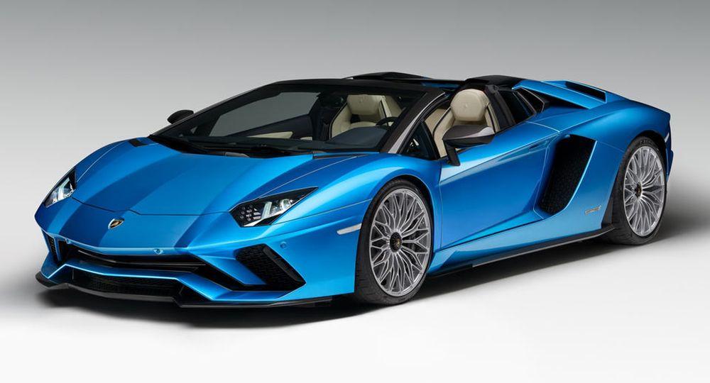 Vén màn Lamborghini Aventador S Roadster, giá khởi điểm 10,4 tỷ VNĐ - ảnh 6
