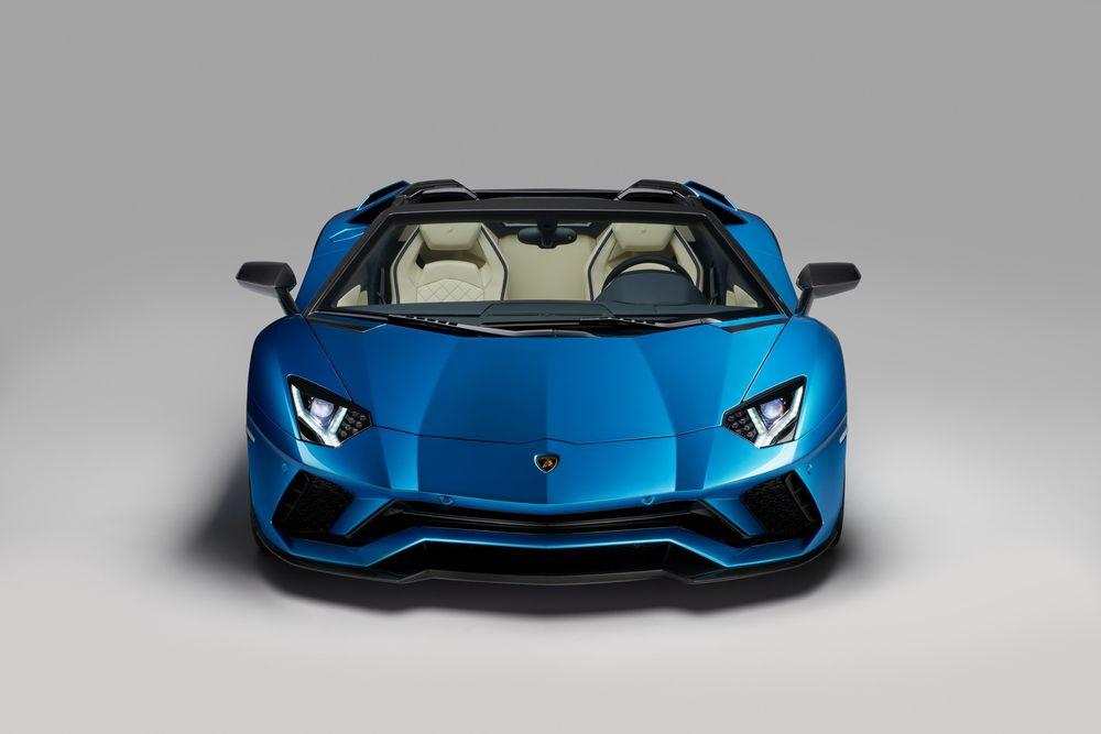 Vén màn Lamborghini Aventador S Roadster, giá khởi điểm 10,4 tỷ VNĐ - ảnh 13
