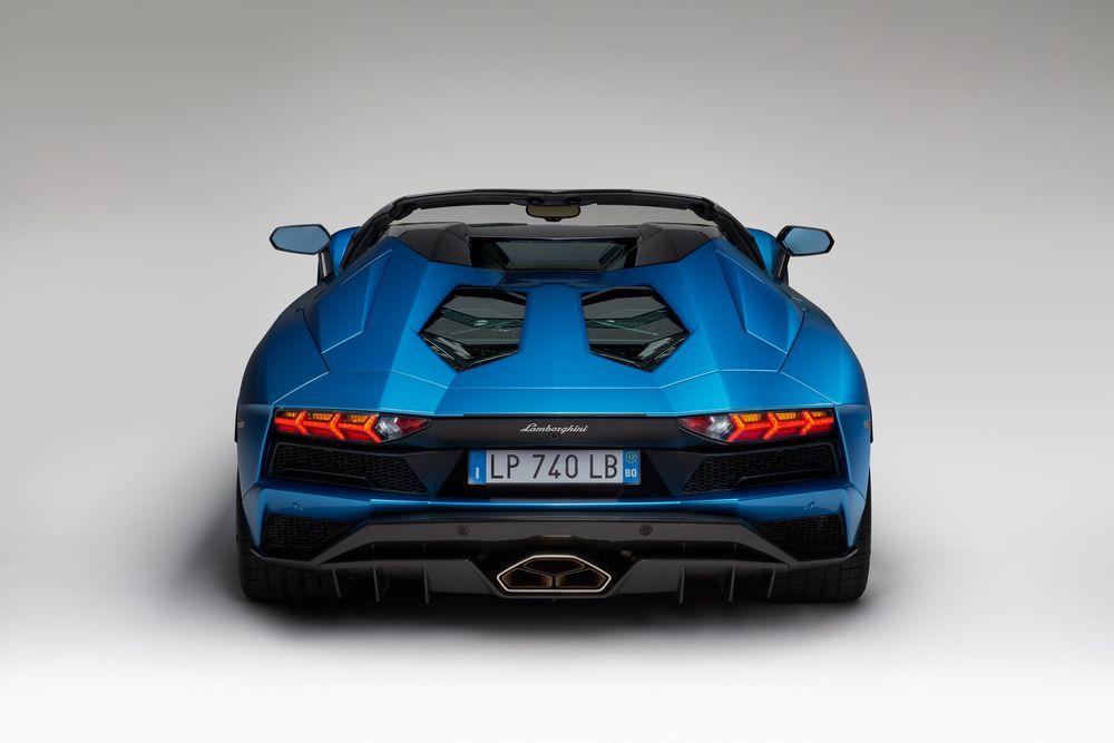 Vén màn Lamborghini Aventador S Roadster, giá khởi điểm 10,4 tỷ VNĐ - ảnh 15