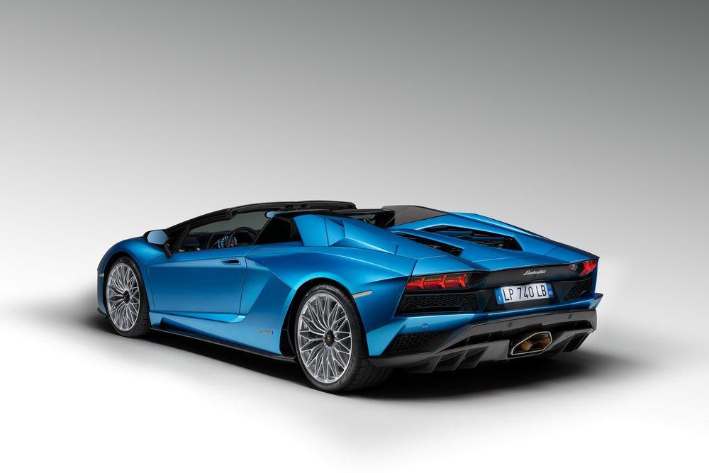 Vén màn Lamborghini Aventador S Roadster, giá khởi điểm 10,4 tỷ VNĐ - ảnh 7