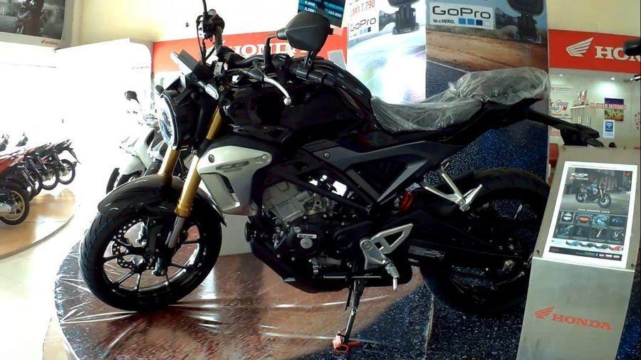 Honda CB150R ExMotion đã Có Mặt Tại đại Lý, Giá Bán Từ 68