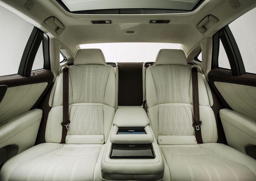 Lexus LS 2018 chốt giá chỉ từ 1,72 tỷ VNĐ, mềm hơn Mercedes-Benz S-Class đáng kể - ảnh 4