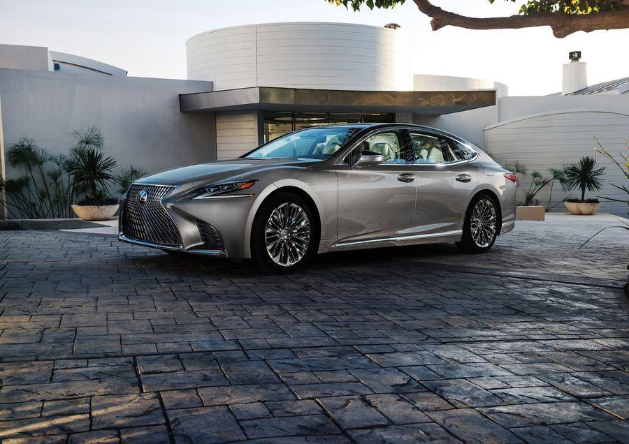 Lexus LS 2018 chốt giá chỉ từ 1,72 tỷ VNĐ, mềm hơn Mercedes-Benz S-Class đáng kể - ảnh 5