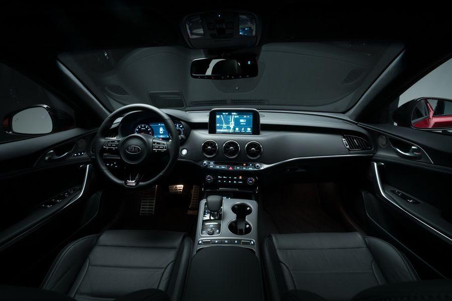Kia Stinger có thể nhận được động cơ V8 mạnh mẽ hơn - ảnh 3