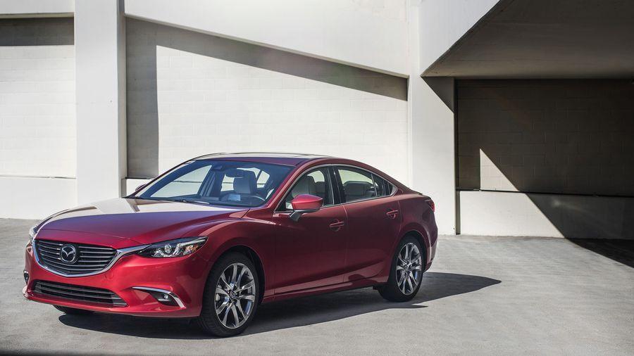 Mazda6 2020 sẽ dùng khung gầm của xe sang Lexus