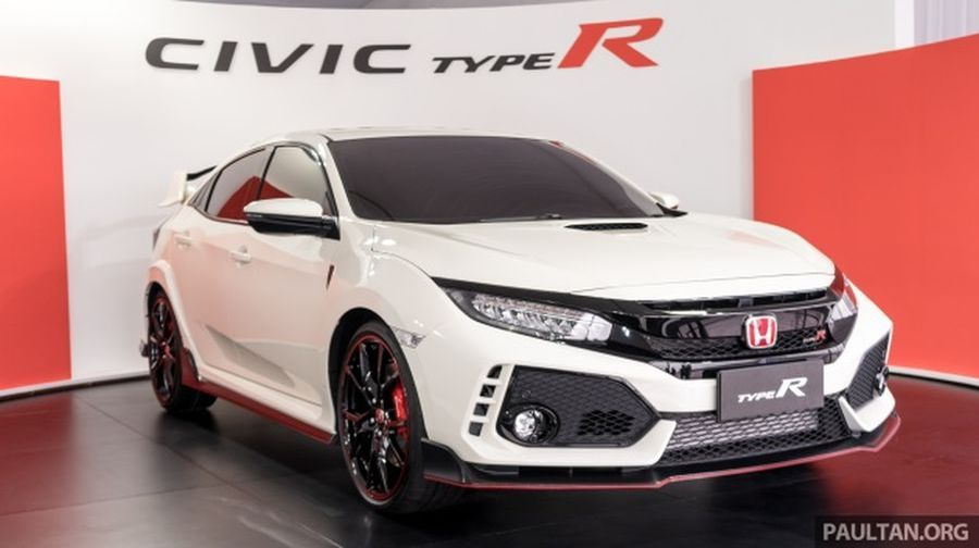 honda civic type r 2017 th h m i b c t b t 10 m l c khi t i malaysia. Black Bedroom Furniture Sets. Home Design Ideas
