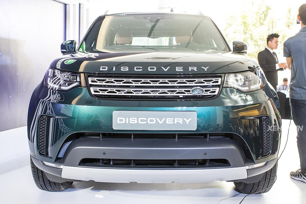 Jaguar Land Rover Việt Nam trình làng Discovery hoàn toàn mới, giá từ 4 tỷ đồng - ảnh 12