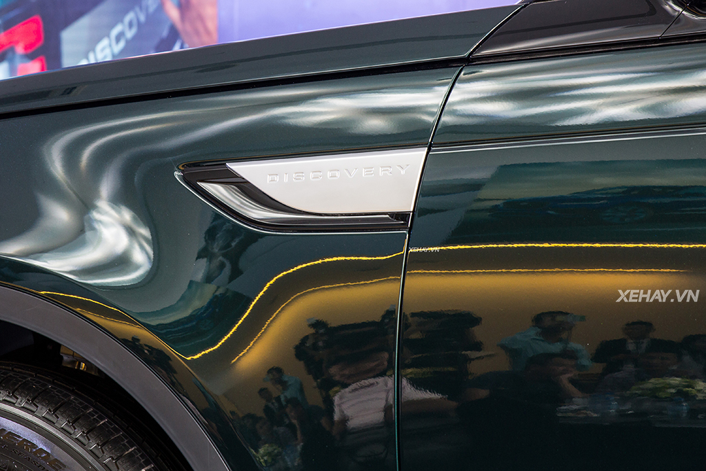 Jaguar Land Rover Việt Nam trình làng Discovery hoàn toàn mới, giá từ 4 tỷ đồng - ảnh 14