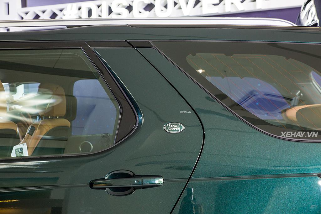 Jaguar Land Rover Việt Nam trình làng Discovery hoàn toàn mới, giá từ 4 tỷ đồng - ảnh 17